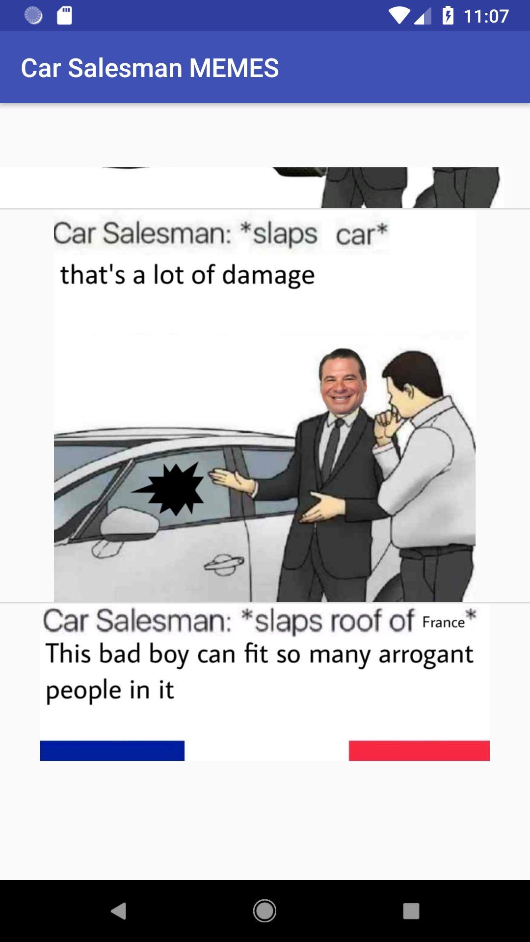 Car Salesman Memes For Android Apk Download