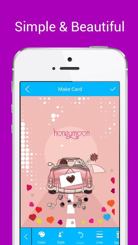 greeting card maker apk download free personalization app for