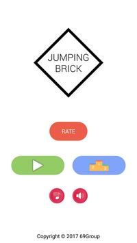Jumpy Brick poster