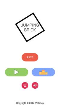 Jumpy Brick apk screenshot