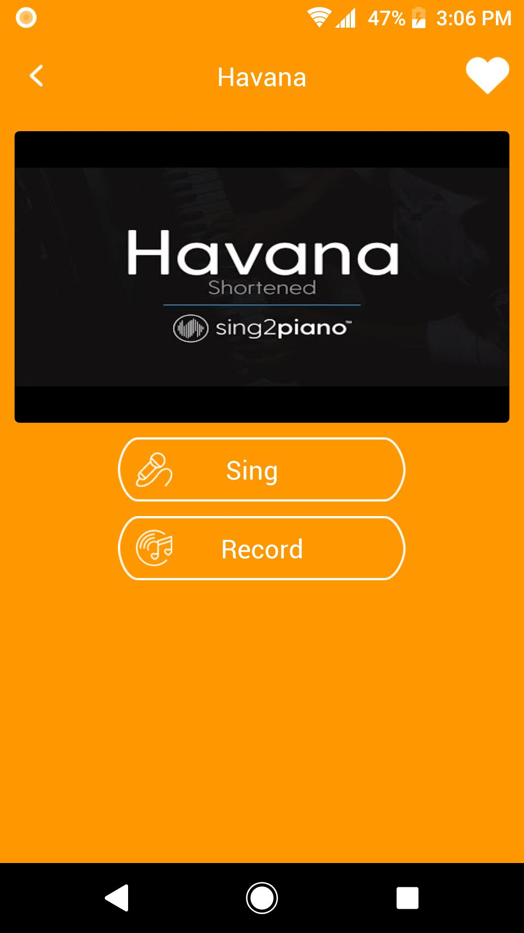 Mobile Karaoke - Sing & Record for Android - APK Download