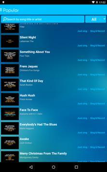 Sing Karaoke screenshot 8