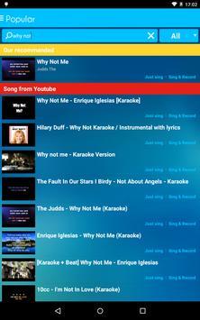 Sing Karaoke screenshot 10