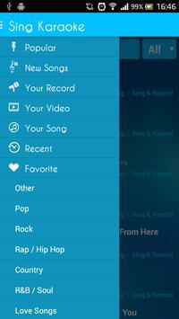 Sing Karaoke screenshot 1
