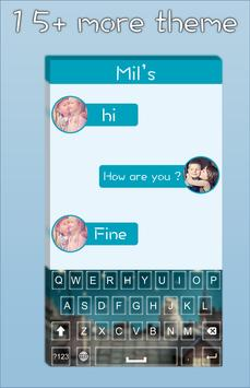 Fairy Tale Keyboard apk screenshot