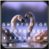 Swan Heart Keyboard biểu tượng
