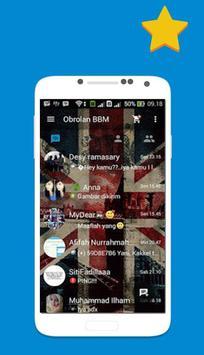 BBM Delta Tema Variant poster