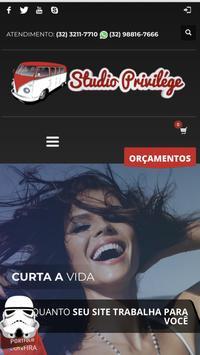 Studio Privilége screenshot 1