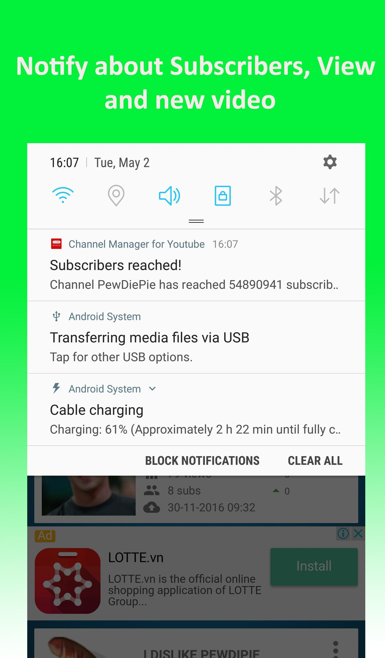 Channel Manager For Youtube for Android - APK Download