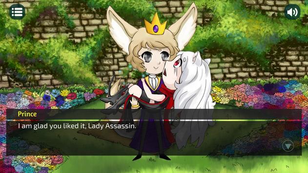 Fake Novel: Lady Assassin screenshot 16