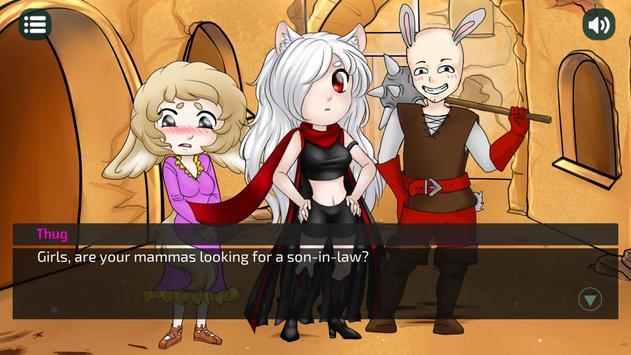 Fake Novel: Lady Assassin screenshot 12