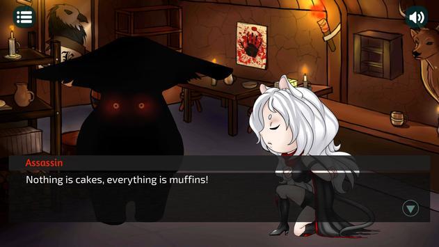 Fake Novel: Lady Assassin screenshot 7
