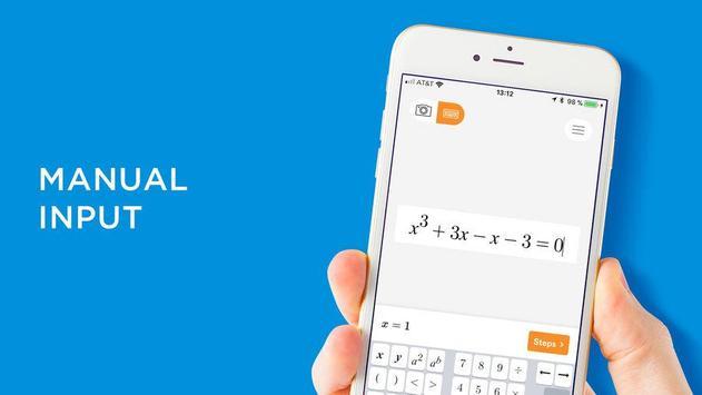 SnapMath - Math Problem Solver apk screenshot