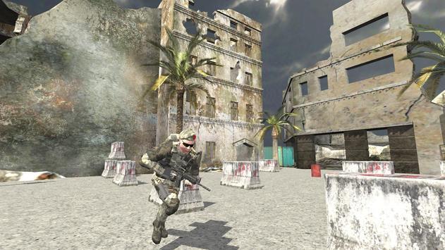 Action Strike - Modern FPS Shooter poster