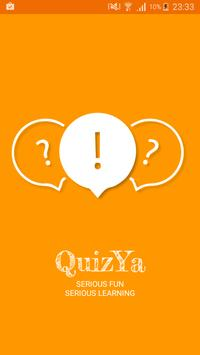Quizya Anesthesia poster