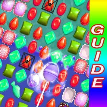 Guides Candy Crush Soda Saga poster