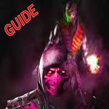 Guides Mortal Combat X ポスター