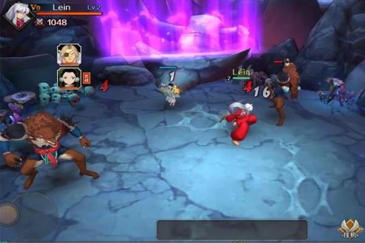 Guide InuYasha Mobile Play screenshot 2