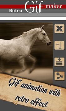 Gif Camera - Retro Effect apk screenshot