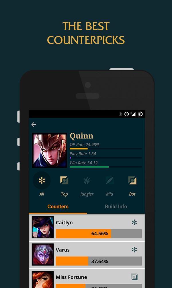 nowe tanie nowy autentyczny wiele kolorów Champion GG for Android - APK Download