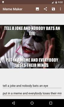 Meme Maker screenshot 2