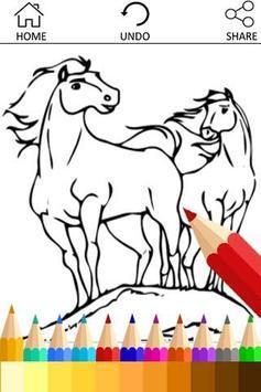 Coloring Book Spirit Stallion poster