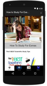 How to Study For Exams screenshot 2