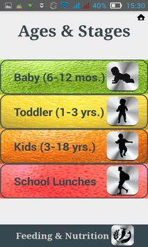 Baby Nutrition & Recipes poster