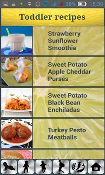 Baby Nutrition & Recipes screenshot 2