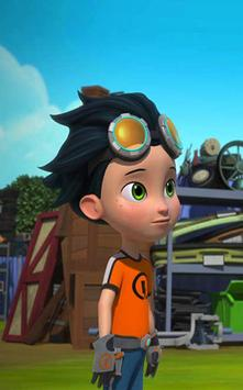 Rusty rivets Wallpapers poster