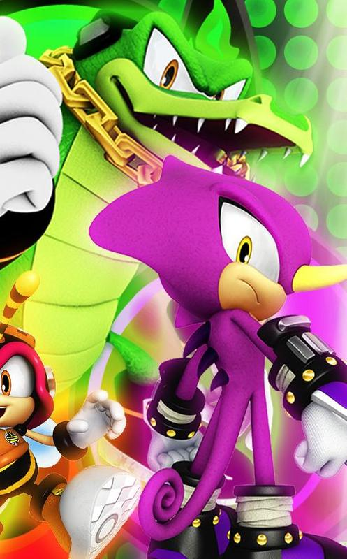 Sonic Forces Wallpapers For Android Apk Download