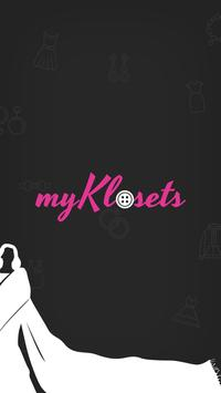 myKlosets poster