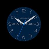 Modern Analog Clock AW-7 icon