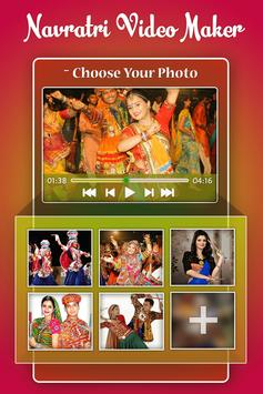 Navratri Photo Video Maker With Music 2017 poster