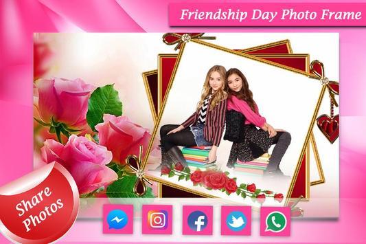 Friendship Photo Frame screenshot 4