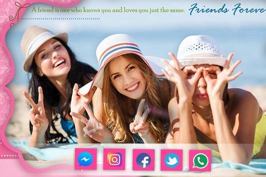 Friendship Photo Frame screenshot 5