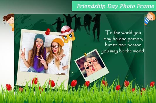 Friendship Photo Frame screenshot 1