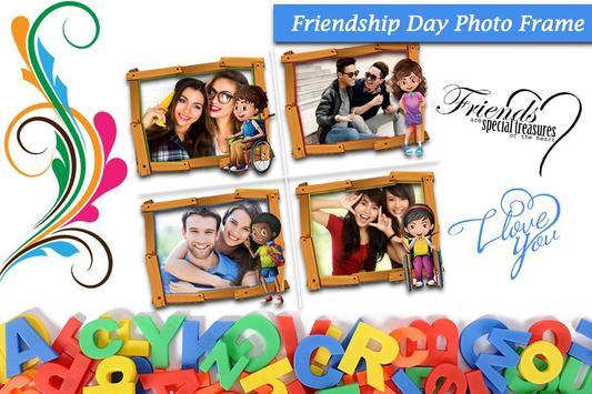 Friendship Photo Frame screenshot 3