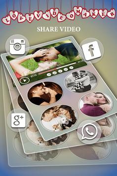Love Photo Video Maker With Music : Love Slideshow apk screenshot