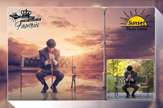 Sunset Photo Frame / Sunset Photo Editor screenshot 2