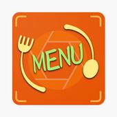 メニューショット icon