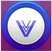 V VOOV Live Video Guide icon