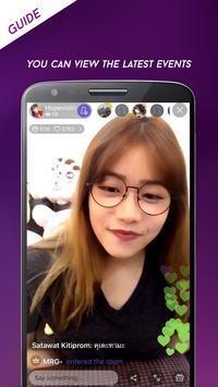 V VOOV Live Video Guide apk screenshot