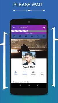 Stalkscan screenshot 2