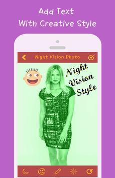 Night Vision Photo Effect apk screenshot