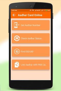 Aadhar Card Correction screenshot 2