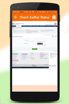 Aadhar Card Correction screenshot 6