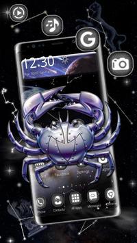 3D Star chart Twelve constellations Theme screenshot 2