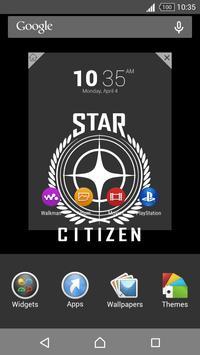 Star Citizen Theme poster