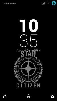 Star Citizen Theme apk screenshot